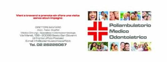POLIAMBULATORIO MEDICO ODONTOIATRICO Dott. Fabio Scaffidi