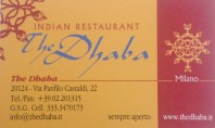 The Dhaba – Indian Restaurant Porta Venezia Milano