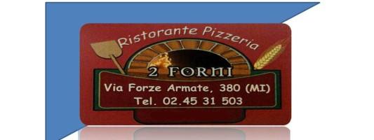 2 Forni