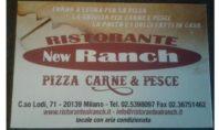 Ristorante e Pizzeria Corso Lodi – Al Ranch