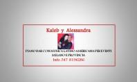 Kaleb Y Alessandra