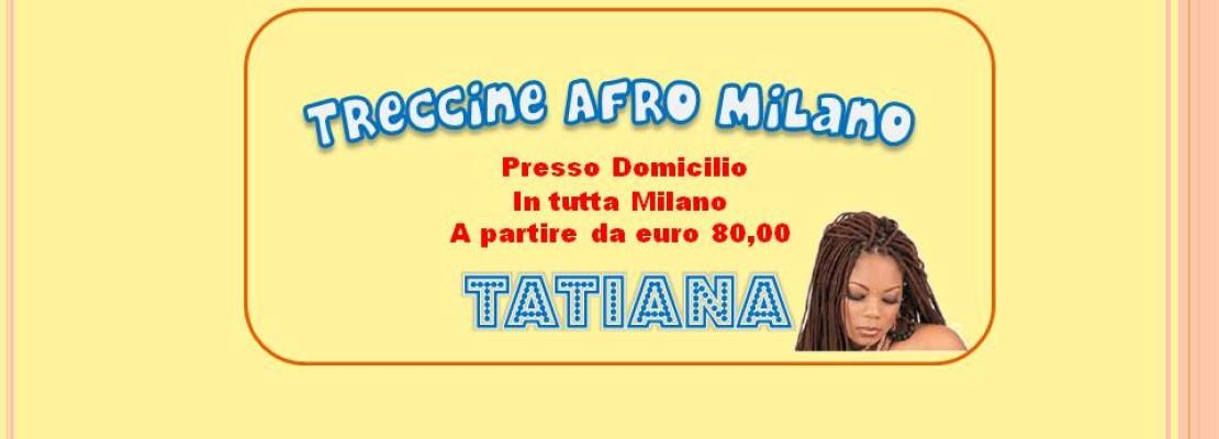 Treccine Afro
