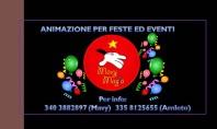 Animazione feste per bambini Sesto San Giovanni