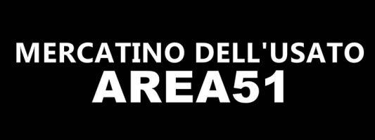 MERCATINO Dell'Usato AREA 51